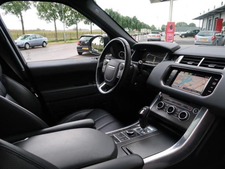Land Rover Range Rover Sport 7-Personen 3.0 SDV6 292 PS HSE Land Rover 2