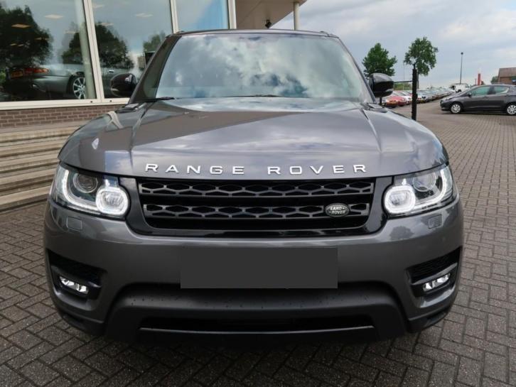 Land Rover Range Rover Sport 7-Personen 3.0 SDV6 292 PS HSE Land Rover 3