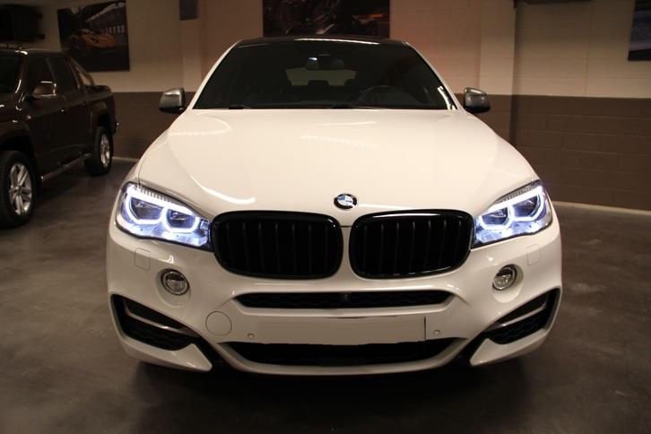 BMW X6 M50D Pack-M Facelift Full Options BMW 1