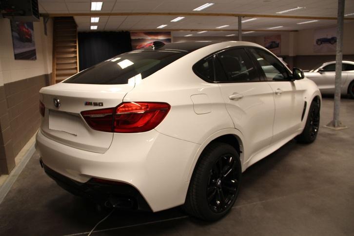 BMW X6 M50D Pack-M Facelift Full Options BMW 2