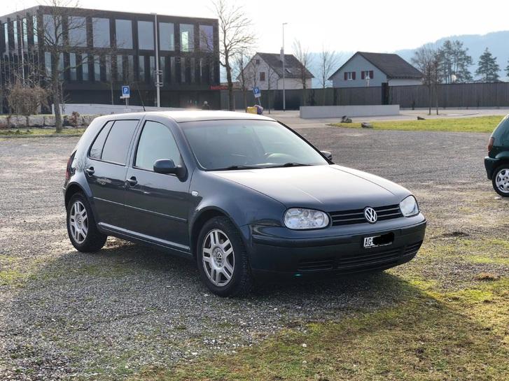 VW Golf IV VW 2
