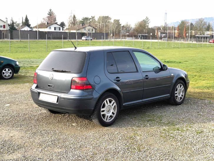 VW Golf IV VW 3