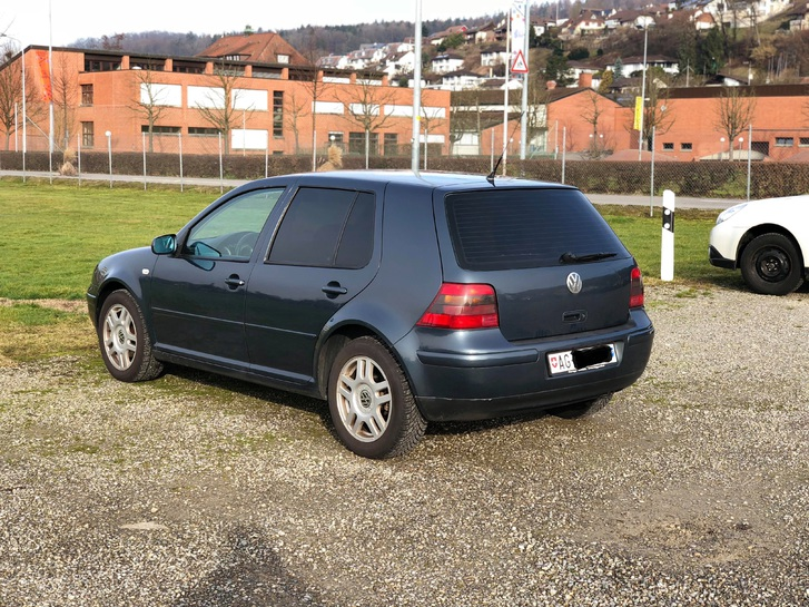 VW Golf IV VW 4