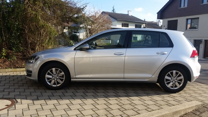 VW Golf 7 1.4 TSI Confort DSG Winterpaket VW 2