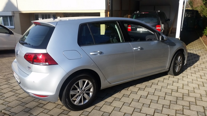VW Golf 7 1.4 TSI Confort DSG Winterpaket VW 4