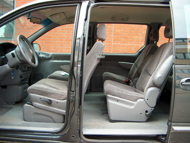 Chrysler Voyager Minivan 7-Plätzer Chrysler 2