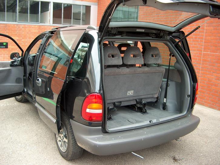 Chrysler Voyager Minivan 7-Plätzer Chrysler 3
