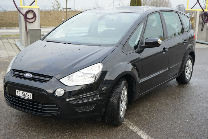 Ford S-Max 1.6 Ecoboost SCTI Carving Ford 1