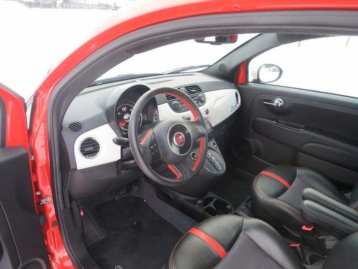 Fiat 500 E Fiat 3