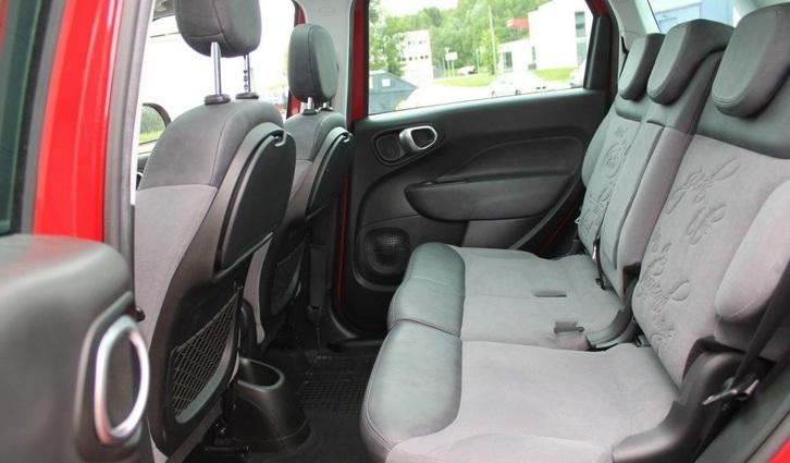 Fiat 500L Twinair 105PS Lounge PDC  Fiat 4