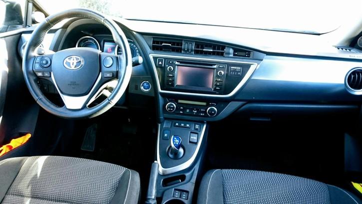 Toyota Auris K2 Toyota 2