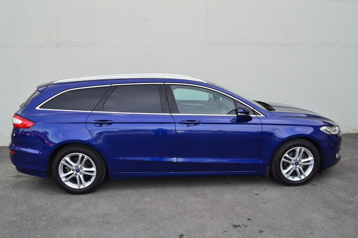 Ford Mondeo Station Wagon 2.0 TDCi 180 Trend Ford 2