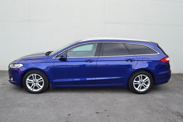 Ford Mondeo Station Wagon 2.0 TDCi 180 Trend Ford 3