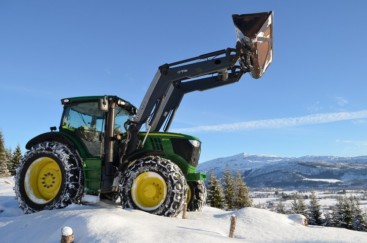 John Deere 6170R Auto Power 2012 --------- 1