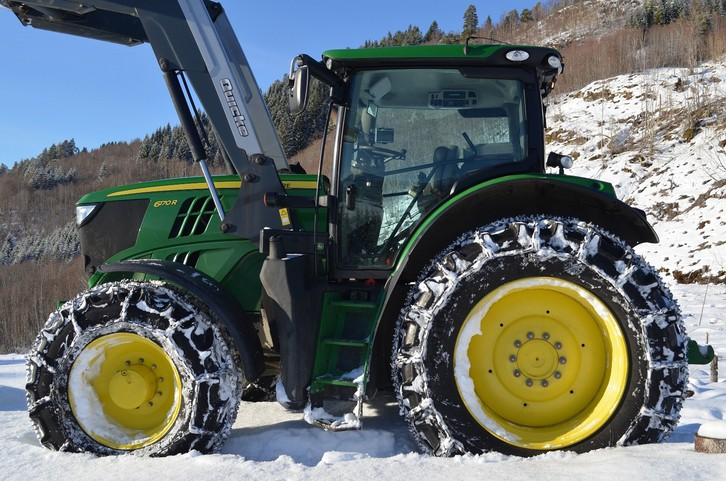 John Deere 6170R Auto Power 2012 --------- 2