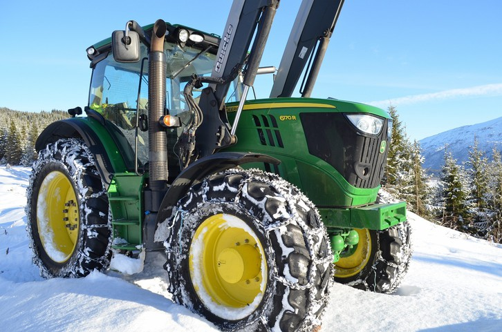 John Deere 6170R Auto Power 2012 --------- 3