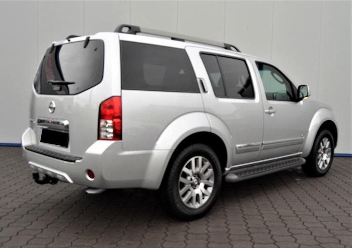 Nissan Pathfinder 3.0dCi LE Executive Paket Nissan 3