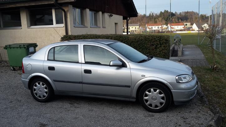 Opel Astra 2.0i Opel 1