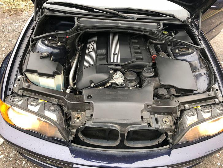 BMW 325 E46 Cabrio Ci BMW 3