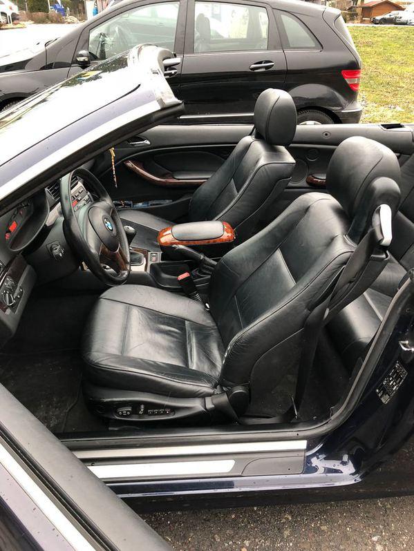 BMW 325 E46 Cabrio Ci BMW 4