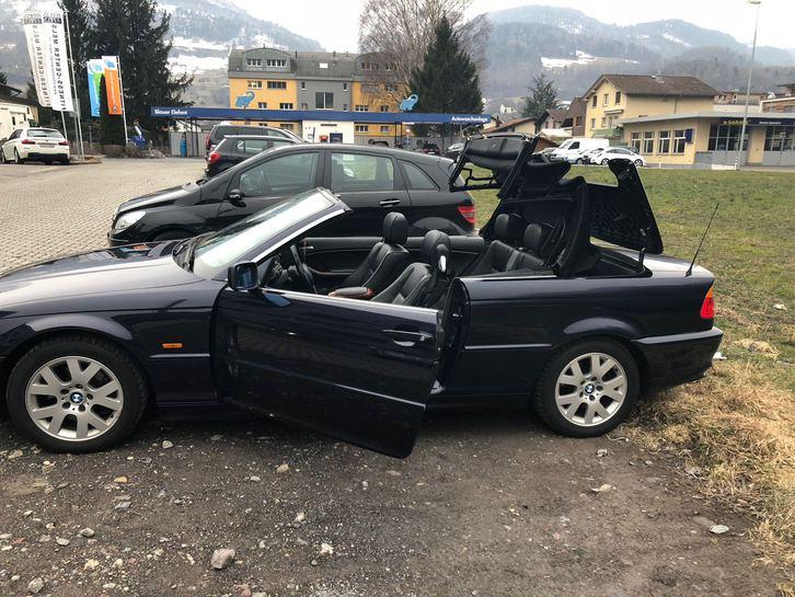 BMW 325 E46 Cabrio Ci BMW 2