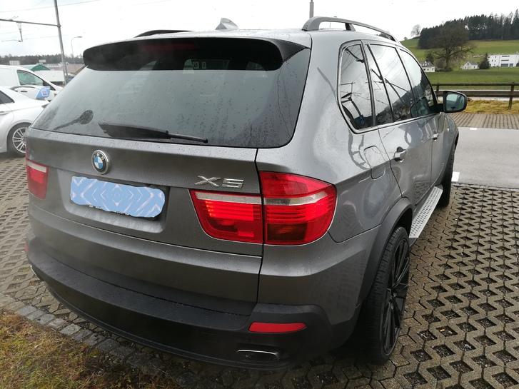 BMW X5 E 70 Benzin BMW 2