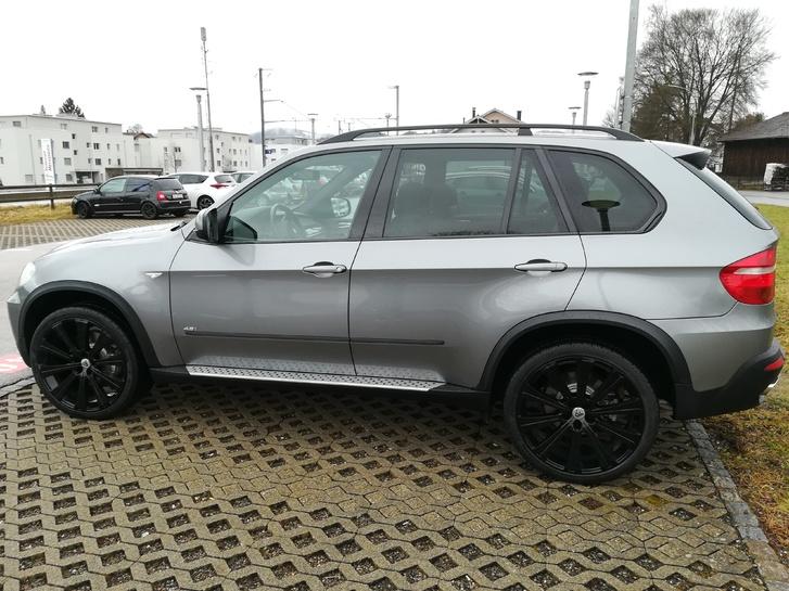 BMW X5 E 70 Benzin BMW 3