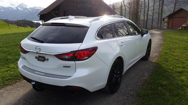 Mazda 6 Revolution Mazda 3