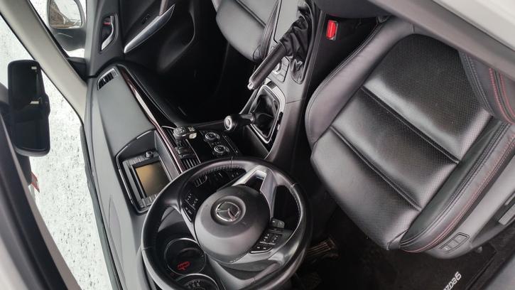 Mazda 6 Revolution Mazda 4