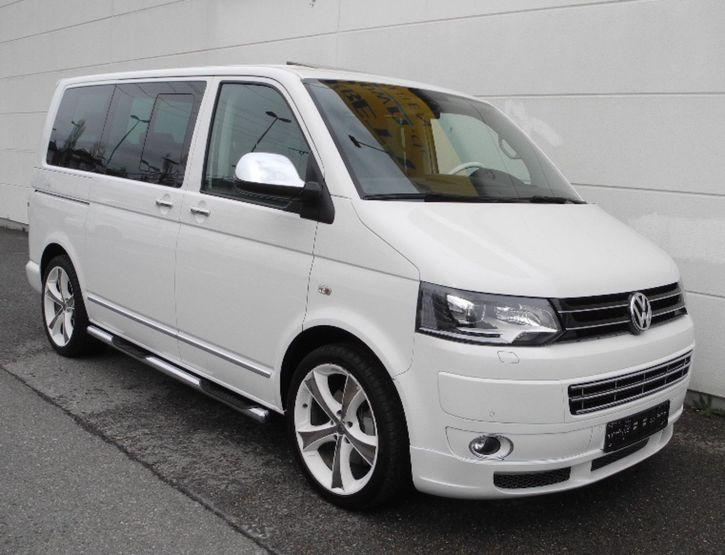Volkswagen Multivan 4MOTION DSG Highline VW 1