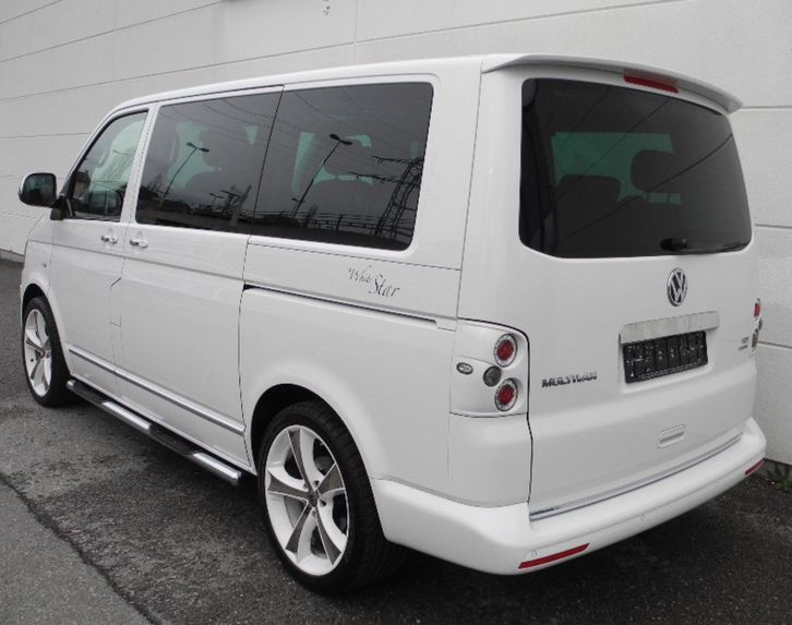 Volkswagen Multivan 4MOTION DSG Highline VW 2