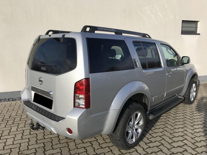 Nissan Pathfinder 3.0 dCi Aut- Euro5-Leder-7 Sitze Nissan 3