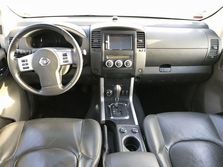 Nissan Pathfinder 3.0 dCi Aut- Euro5-Leder-7 Sitze Nissan 4