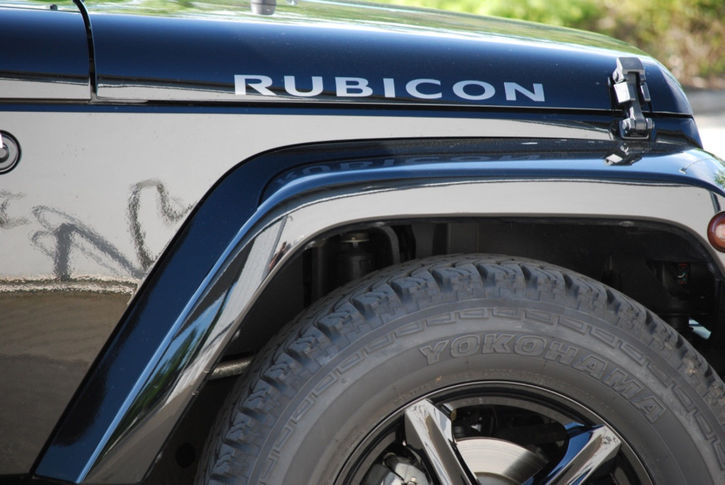 Jeep Rubicon Unlimited 2,8l CRD Jeep 4