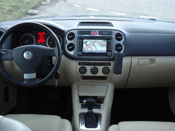 VW Tiguan 2.0 TSI T&F, 200PS, 4x4, Automat, Navi, Klima, Leder etc. VW 4