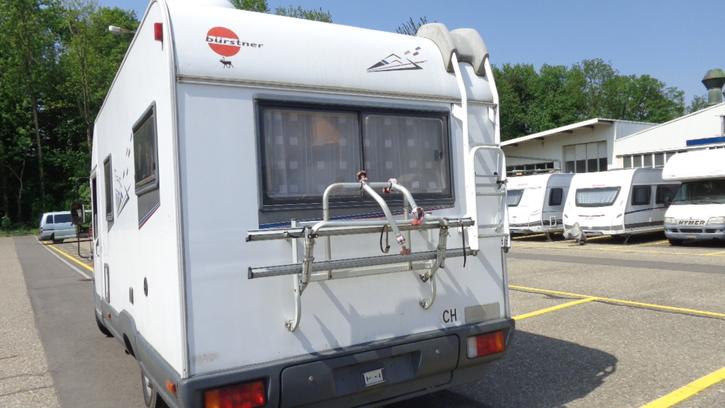 Sehr schönes gepfleges Wohnmobil Bürstner i578 Elegance Fiat 2