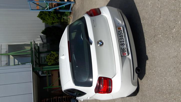 Bmw 120 sport line BMW 2