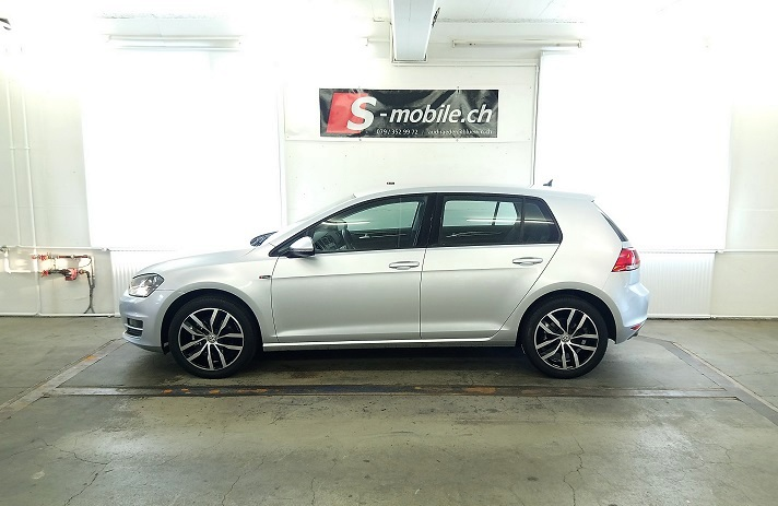 VW Golf 1.4 Highline DSG, ACC, Alcantara VW 1