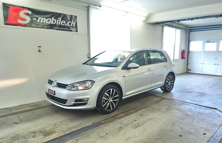 VW Golf 1.4 Highline DSG, ACC, Alcantara VW 2