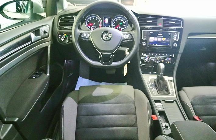 VW Golf 1.4 Highline DSG, ACC, Alcantara VW 3
