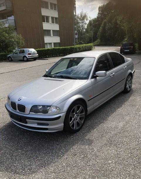 330d (Limousine) BMW 2