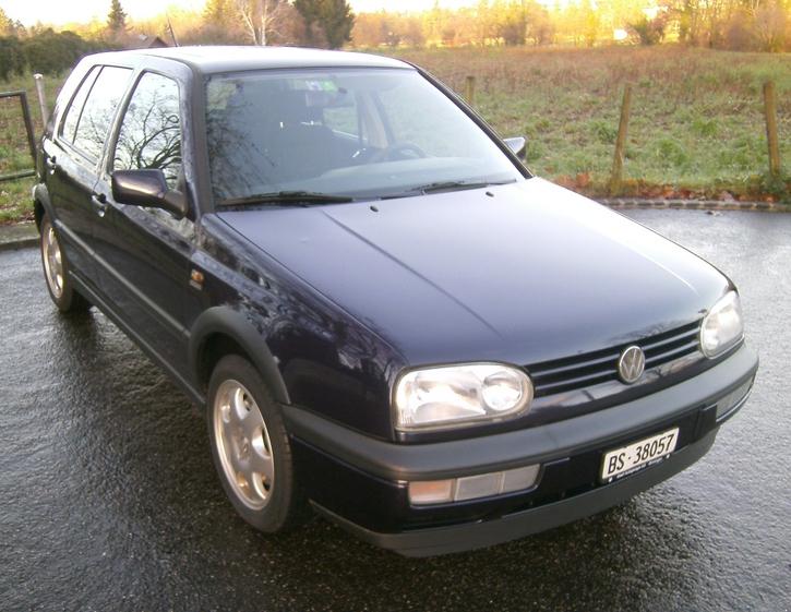VW Golf GTi Edition VW 2