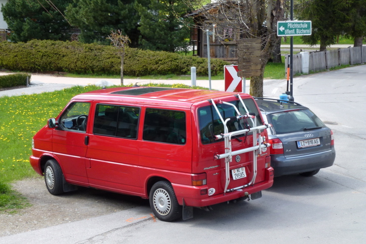 VW T4, Mulivan,2.5 , TDI, syncro, Schiebedach, 5 Pl.,Schaltgetr. 5-Gang.,   VW 1