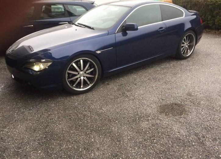 645 ci BMW 1