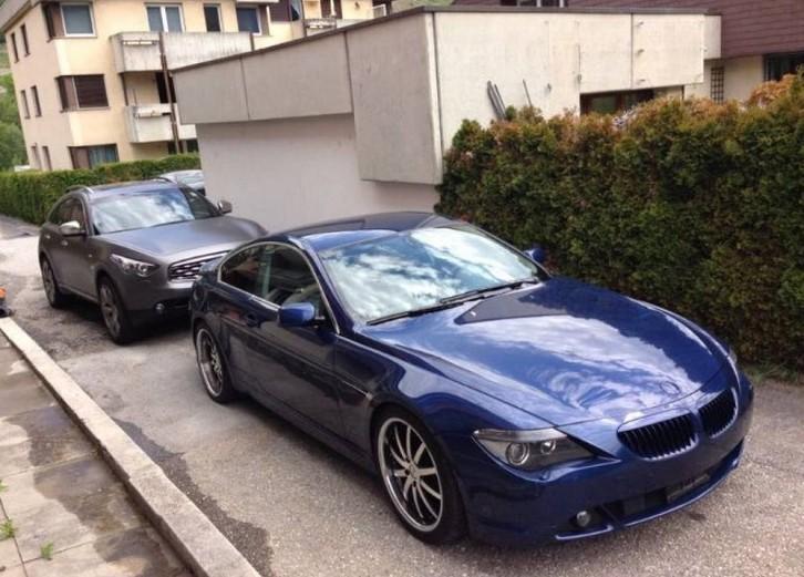 645 ci BMW 3