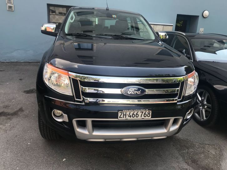 Ford Ranger Pickup Limited Edition Ford 1