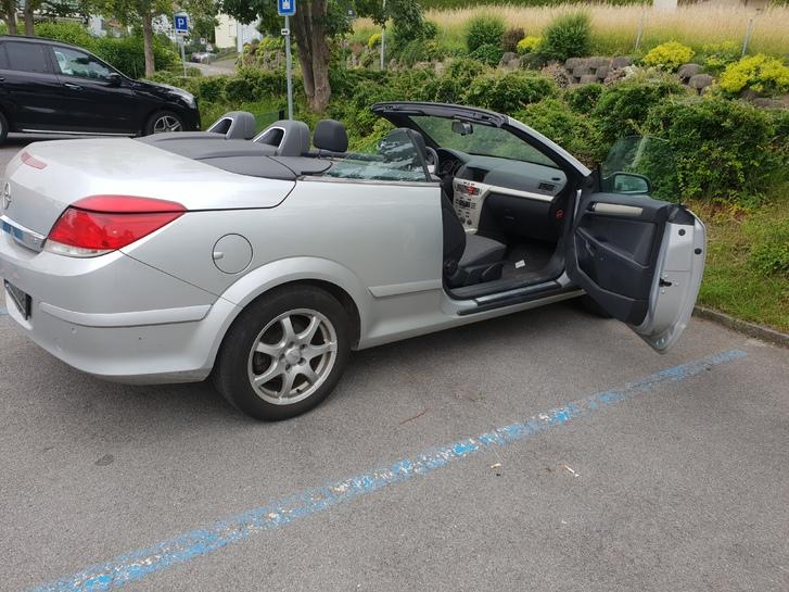 Opel Astra TT Opel 3
