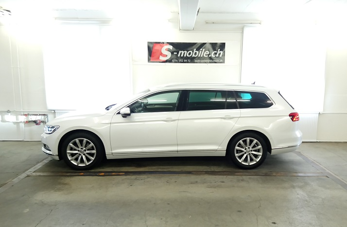 VW Passat Variant 2.0 TDI Highline DSG, LED, NAPPA Leder VW 1
