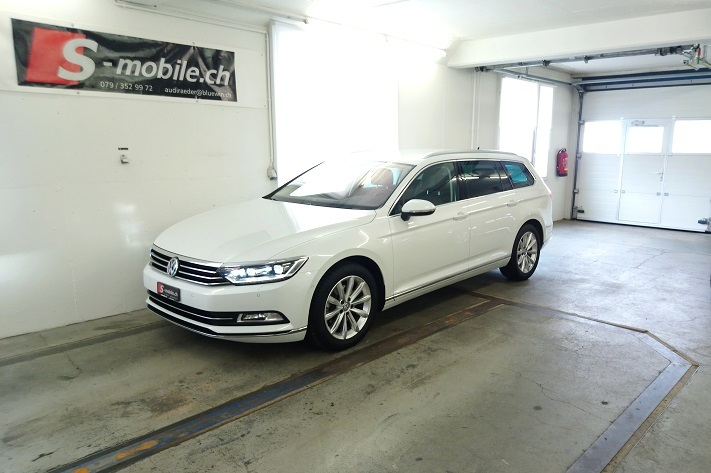 VW Passat Variant 2.0 TDI Highline DSG, LED, NAPPA Leder VW 2