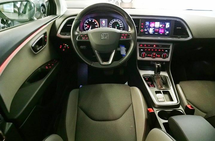 SEAT Leon ST 1.8 TSI X-Perience 4Drive DSG Seat 3